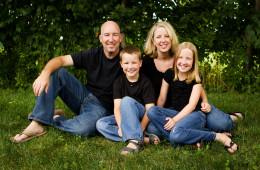 The Courson Family | Monticello, IL Family Photography