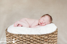 Little Tilford–3 Weeks | Normal, IL Newborn Portrait Photographer