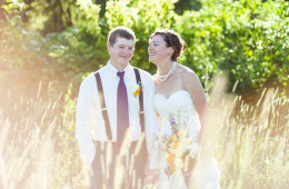 Carrie & Randy | Paxton, IL Wedding Photographer
