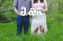 Jenny & Andrew Engagement Shoot | Champaign-Urbana Photographer