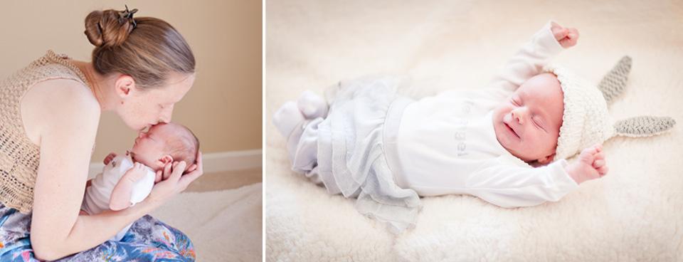 Baby Rhiannon | Savoy, IL Newborn Baby Photographer
