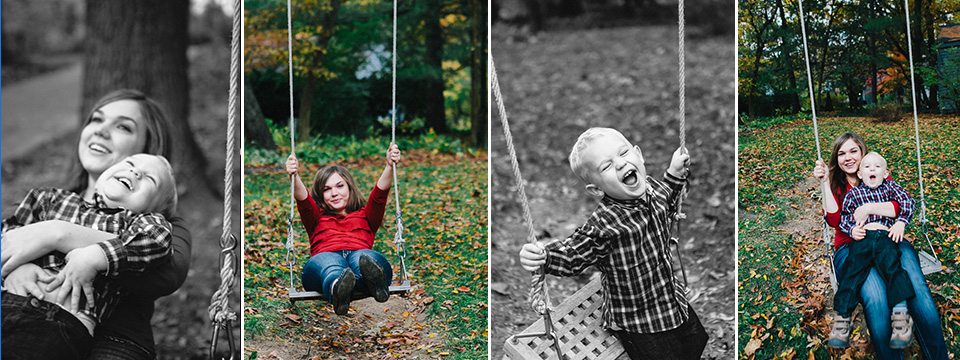 Christina & Alexander | Mahomet, IL Family Portrait Photographer